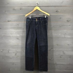 CABI Straight Leg Jeans Style 201 Size 4